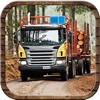 Jungle Wood Transporter Free - Drive Cargo Trucks and Tractors loaded with woods from Jungle to City Ware House in this Extreme Simulation