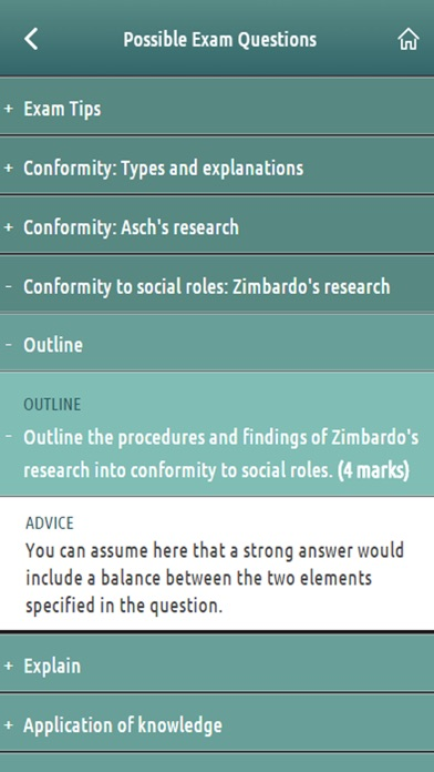 download AQA Psychology Year 1 & AS appstore review