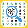 Science Word Search Puzzles (1000's of Scientific Words: Astronomy, Chemistry, Physics, Biology…)