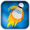 3D Badminton Spiel Smash-Meisterschaft. Die besten Badminton-Spiel.