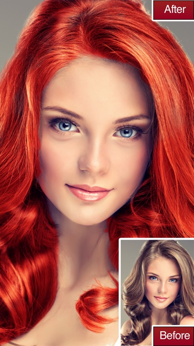 Hair Colour Lab Change Dye Or Recolours For A Beauty - Hairstyle colour app