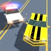 Smashy Car Race 3D: Pixel Cop Chase racing smashy speed