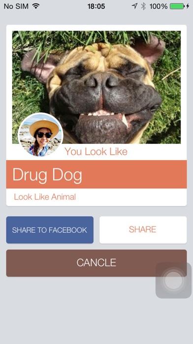 выглядеть животного : Look Like AnimalСкриншоты 3