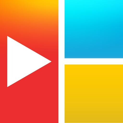 Photo & Video Collage Maker (Pro) for Instagram, Vine & YouTube