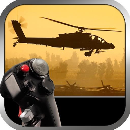 阿帕奇直升机:Apache 3D Sim【模拟飞行战争】