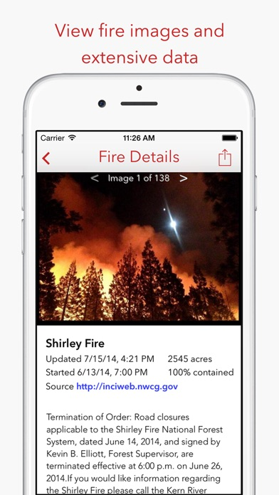 download Fire Finder - Wildfire Info, Images and More apps 3