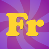 Circus French for kids beginners and adults - Learning French language by fun vocabulary games!