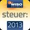 WISO steuer: 2013 (AppStore Link)
