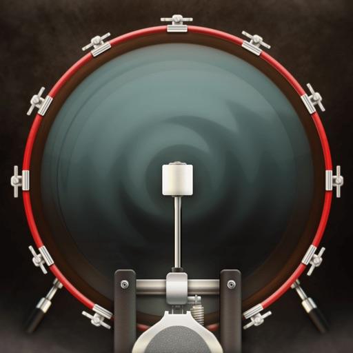 架子鼓:DrumKick for iPhone