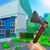 Pixel City Survival Simulator 3D Full