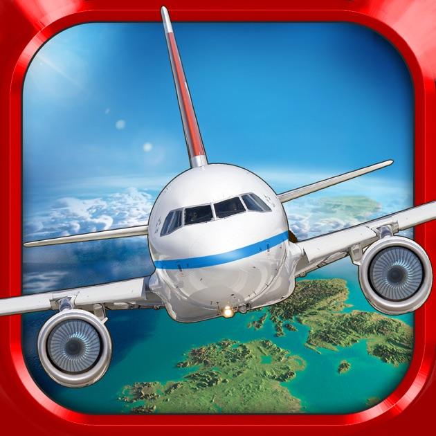 Airplane Simulator 2019