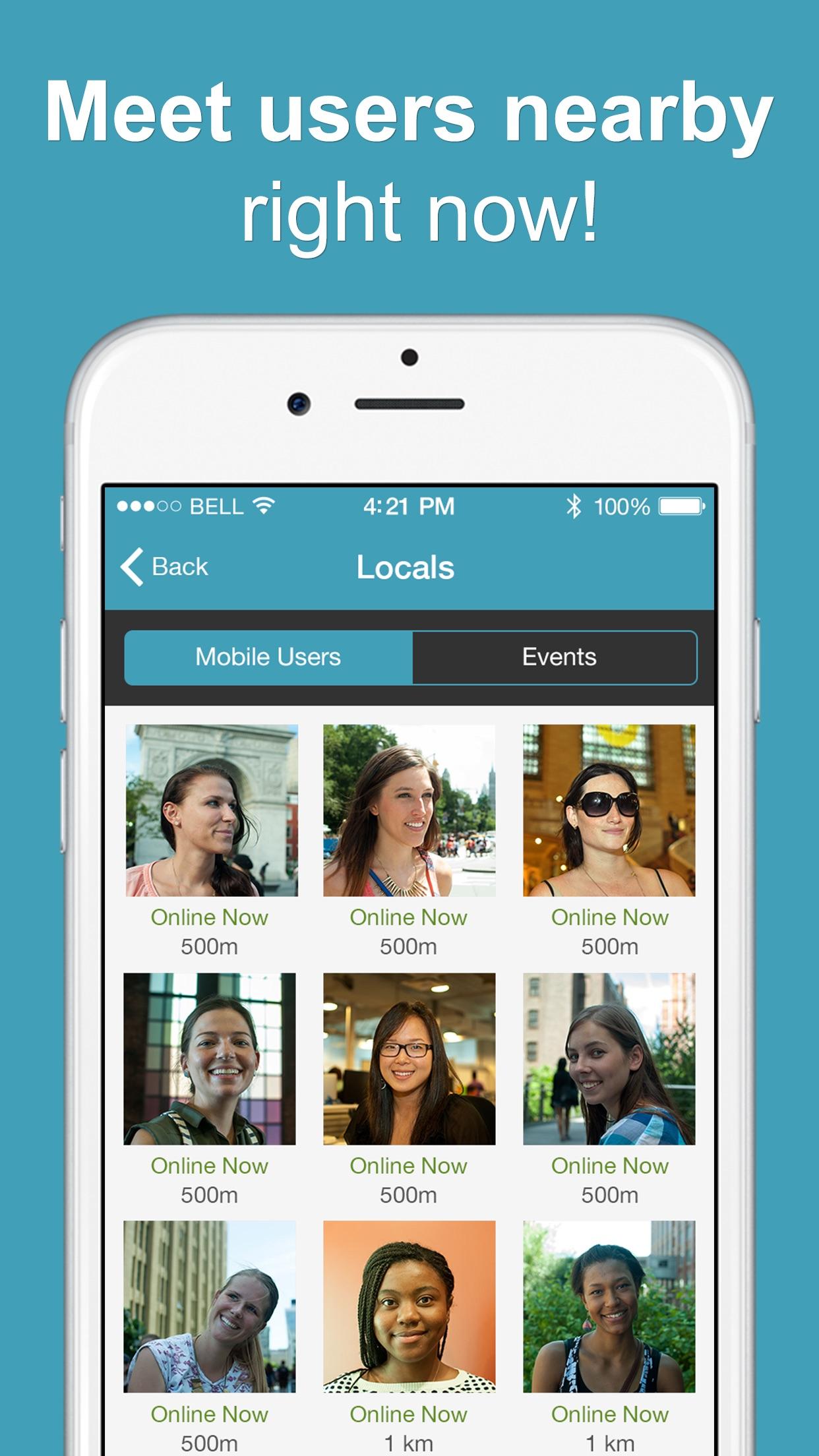POF   Free Dating App by PlentyOfFish AppAdvice POF   Free Dating App screenshot