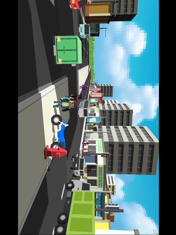 Игра Pixel's Edition Mad City Crime Full