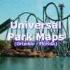 Universal Park Maps (Orlando - Florida)