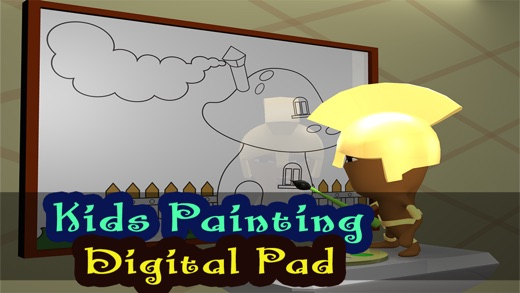 Kids Painting Digital Pad Pro