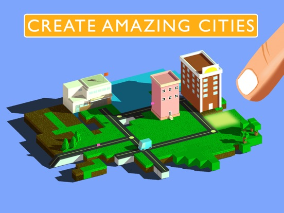 Blox 3D City Creator Screenshots