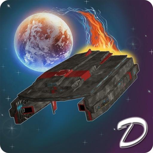 Spaceship X 3D iOS App