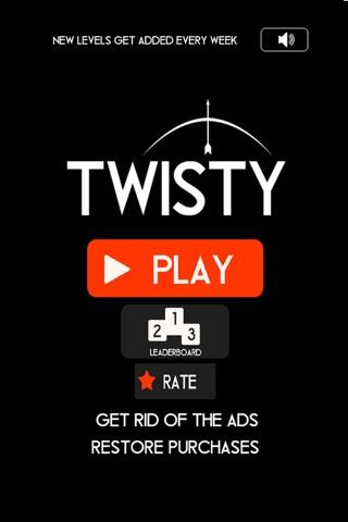Twisty Arrow - Shoot the Circle Wheel screenshot 3