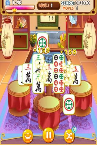 Closely Linked Mahjong Free screenshot 2