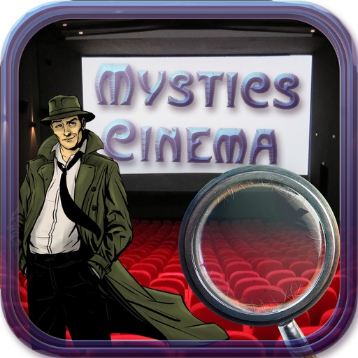 Hidden Object: Mystics In The Cinema Gold Version