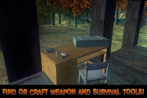 Chernobyl Survival Simulator 3D Full screenshot 4