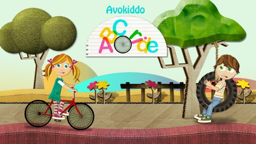 Avokiddo ABC Ride Screenshots