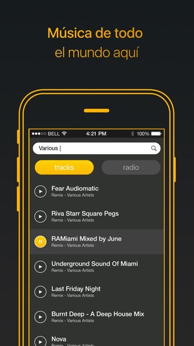 download Musica gratis 4U - free music y canciones gratis para iPhone apps 1