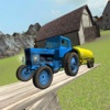 Toy Tractor Driving 3D