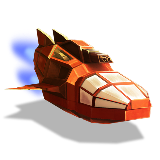 Spaceship Racing 3D - Planet Delta Deluxe For Mac