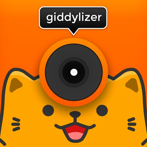 Giddylizer - stickers on photo iOS App