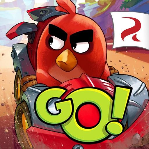 Angry Birds Go! app for ipad