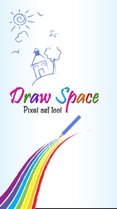 Scribble Drawing Tool : Draw space pixel art tool app download android apk