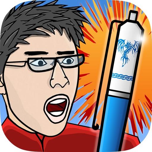 Pen Clicker Fury