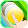 Ball Tapper-How many times can you tap it? Games free for iPhone/iPad