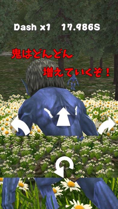 筋肉兄貴の鬼ごっこ!のスクリーンショット3
