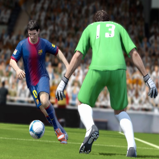 Striker Soccer - International World Football 2015