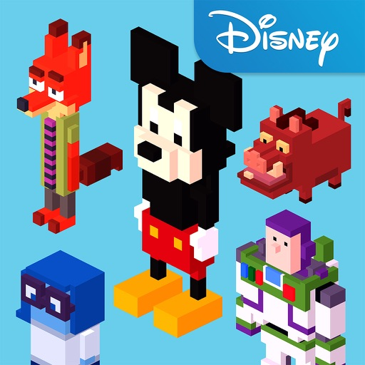 Disney Crossy Road for iPhone
