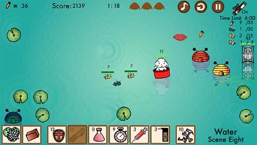 пеленки Кролик Screenshot