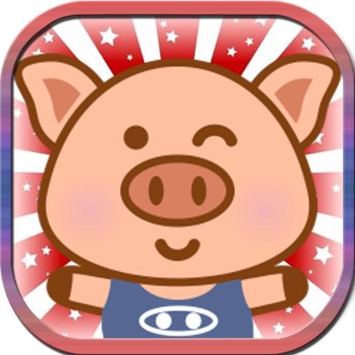 Run Piggy Runner ! iOS App