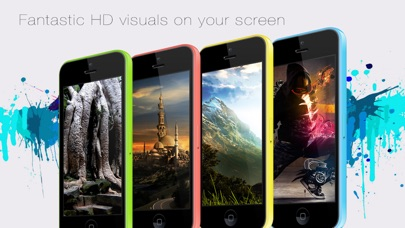Cool HD and Retina Wallpapers Скриншоты7