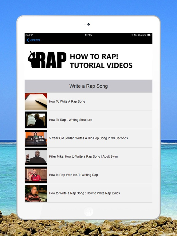 how to write rap lyrics for beginners