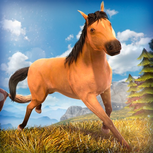 Horse Simulator 2016 | My Little Horse Racing Game For Fun iOS App