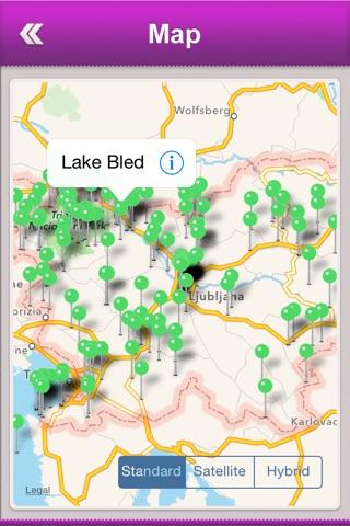 Slovenia Tourist Guide screenshot 4