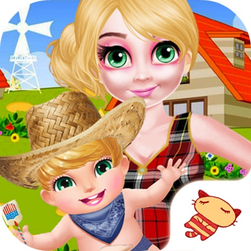 Fashion Princess Country Tour - Pretty Mommy Dress Up And Makeup/Lovely Infant Care iOS App