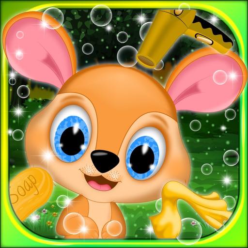 Baby Kangaroo Salon iOS App