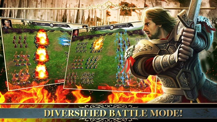 Age Of Kingdom Clash Of War Game By Mongo