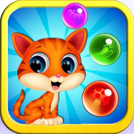 Pop Bubble Pet - Cat Jelly Mania Shooter iOS App
