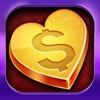 Heart of Gold! FREE Vegas Casino Slots of the Jackpot Palace Inferno!