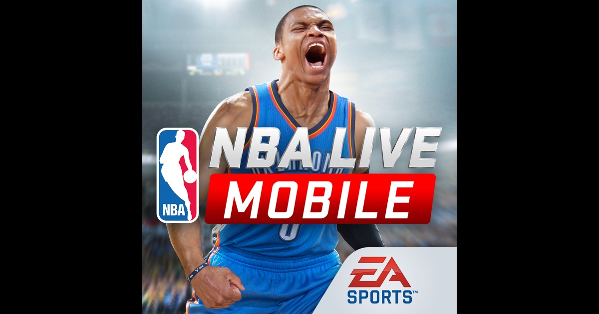 NBA LIVE Mobile on the App Store
