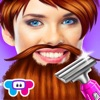 Selfie Shave - My Hairy Face Makeover